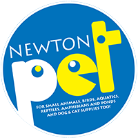 Newton pet and aquatics logo